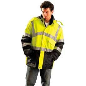 ANSI Class 3 - Hi-Visibility Jackets