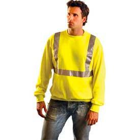 ANSI Class 2 - Hi-Visibility Sweatshirts