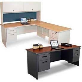 Marvel® - Pronto® Steel Desk Collection