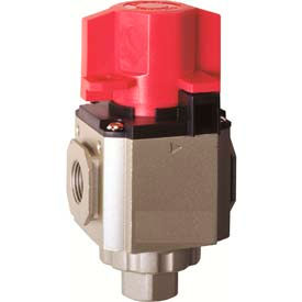 3-Way Mechanically/Manually Actuated Valves