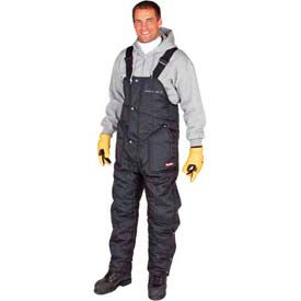 Cold Weather High Bib Overalls