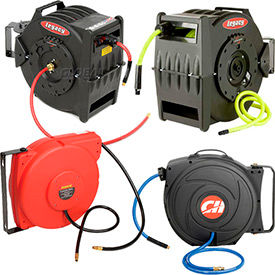 Composite Spring Retractable Hose Reels