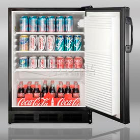 Summit Counter Height All-Refrigerator