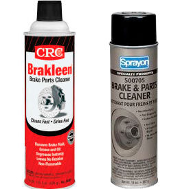 Brake Cleaners and Industrial Degreasers