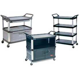 Chariots de Instrument de Rubbermaid® Xtra™