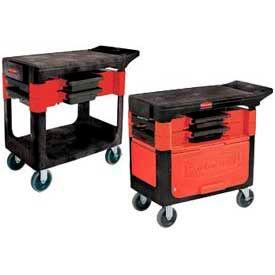 Rubbermaid® Trades Carts