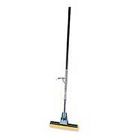 Rubbermaid® Steel Roller Sponge Mop