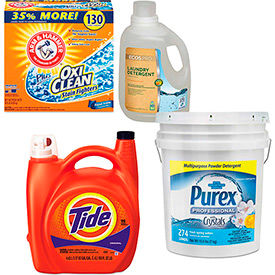 Liquid & Powder Detergents