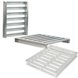 Palettes en aluminium