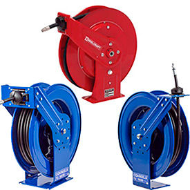 Spring Retractable Medium Pressure Hose Reels
