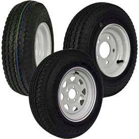 Martin Wheel Trailer Tires & Wheels