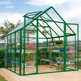 Polycarbonate Greenhouses, Commercial Greenhouses