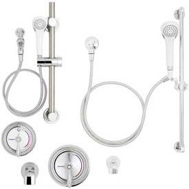 Speakman ® Handicap Shower & Tub Combination Systems