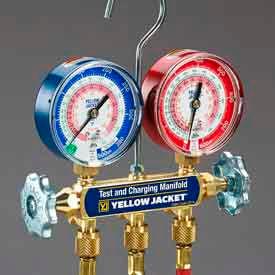Yellow Jacket Series 41 Standard Manifold