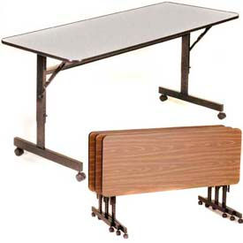 Adjustable Height Training Tables