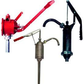 Lever-Action Drum Pumps