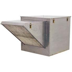 Ceinture Drive Centrifugal Filtre Ventilateur d'approvisionnement de toit