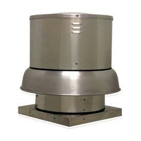 Downblast courroie d'entraînement toit centrifuge aspirateurs