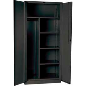 Hallowell 14 Gauge Extra Heavy-Duty Galvanite DuraTough Combination Cabinets