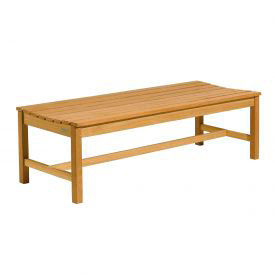 Wood Flat Benches