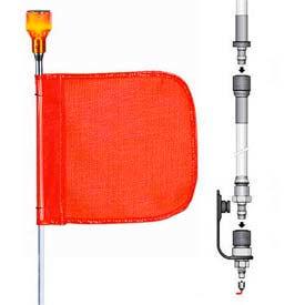 Flagstaff™ Heavy Duty Split Pole Warning Whips