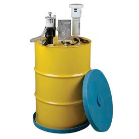 Justrite® Aerosolv® Dual-Compliant Aerosol Can Disposal System