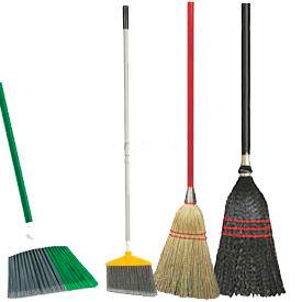 Upright Brooms