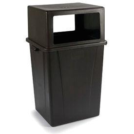 Conteneurs à déchets à capuchon