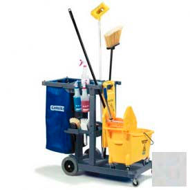 Janitorial Specialty Cleaning Carts