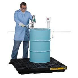 Justrite® Aerosolv® Aerosol Can Disposal System