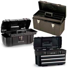 Boîtes à outils en plastique