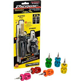 Picquic® Multi-Bit Screwdrivers