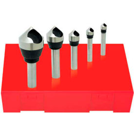 Zero Flute Countersink & Deburring Tool Sets