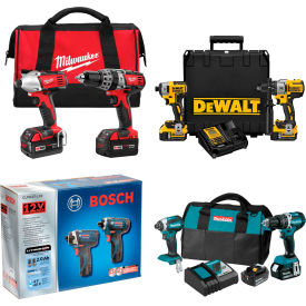 Makita® Power Drill Combo Kits