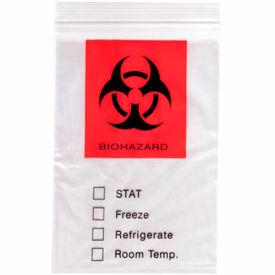 Biohazard Specimen Bags