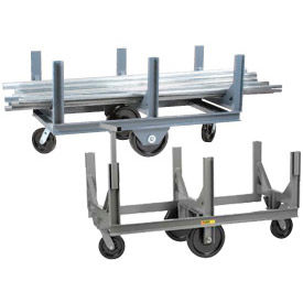 Bar, Pipe & Rod Cradle Trucks
