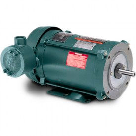 Baldor-Reliance Single Phase Explosion Proof Motors