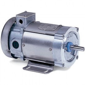 -Reliance DC Washdown Motors