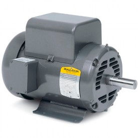 Baldor-Reliance Single Phase General Purpose Motors, Open Drip Proof