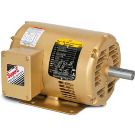 Baldor 3-Ph Premium ODP Motors