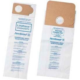 Lindhaus Replacement Paper Vacuum Bags