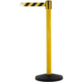 Safety Retracting Belt Barriers