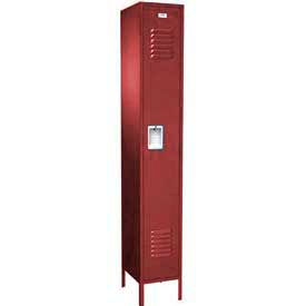 Traditional Single Tier Assembled Lockers