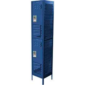 Competitor Ventilated Assembled Double Tier & Above Lockers