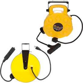 Bayco® Retractable Cord Reels