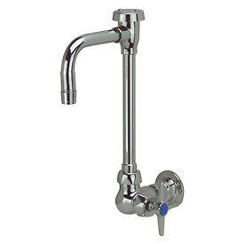 Côté & mur col-de-cygne laboratoire robinets