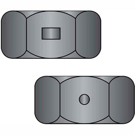 Two Way Reversible Hex Lock Nuts
