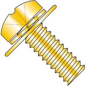 Tête cylindrique Phillips Split Sems rondelle plate rondelle