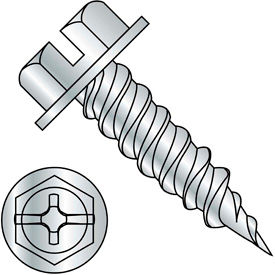 Phillips Flat Head Self Piercing Screw
