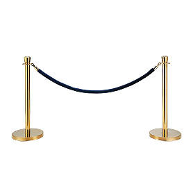 Global Industrial™ Crowd Control Posts & Ropes